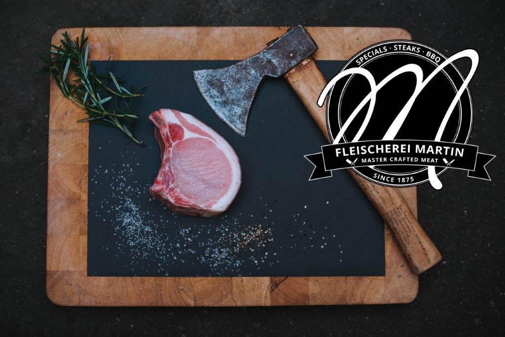 Fleischerei Martin 24 Logo